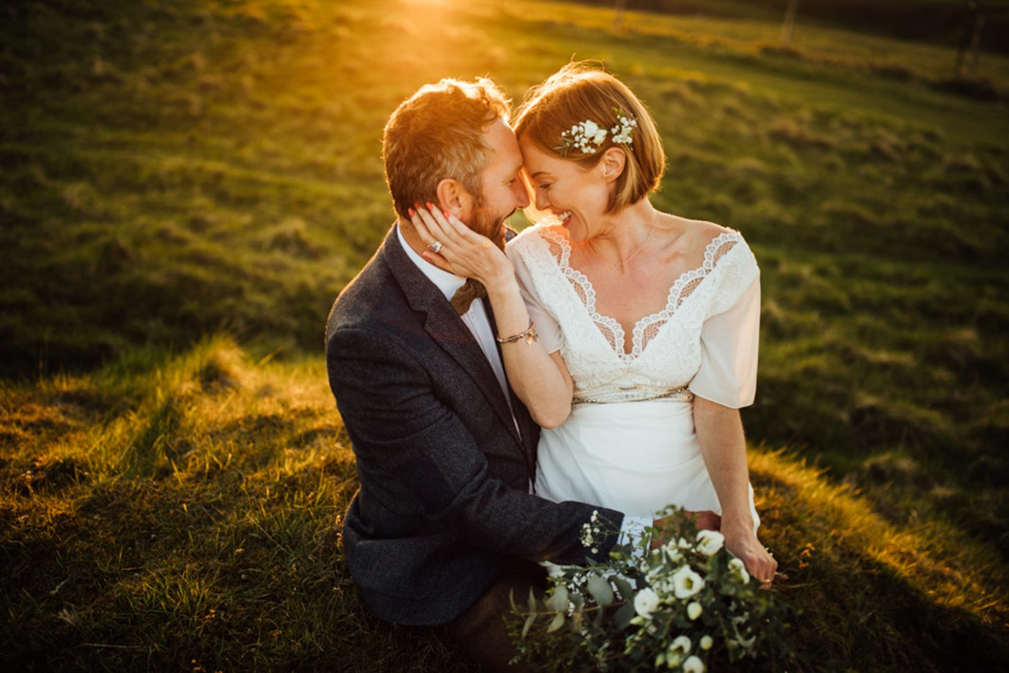 peak district wedding photoshoot